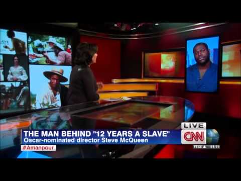 The man behind 12 Years a Slave News Video