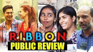 RIBBON PUBLIC REVIEW - First Day First Show - Kalki Koechlin