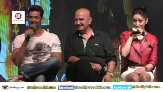 Film KABIL Song Launch Hrithik Roshan Yami Gautam Rakesh Roshan Part 2