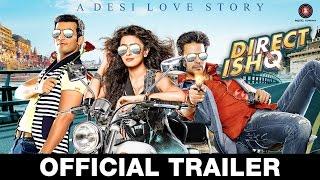 Direct Ishq Official Trailer | Rajniesh Duggall, Nidhi Subbaiah & Arjun Bijlani
