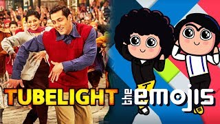 Salman Khan's RADIO EMOJI Song Breaks Internet - TUBELIGHT