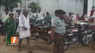 Daughter And Father Demise Due To Electric Shock In Kurnool District | iNews