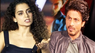 Kangana Ranaut REACTS To Shahrukh's Rejection On Doing Film With Her