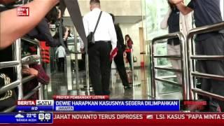 Dewie Yasin Limpo Berharap Kasusnya Segera Dilimpahkan