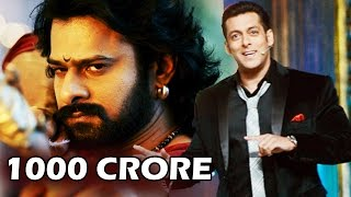Baahubali 2 First Indian Film To Cross 1000 Crore, Salman Khan Might Host Kaun Banega Crorepati