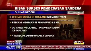 Kisah Militer Indonesia Sukses Bebaskan Sandera
