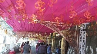 नवरात्र में फूलों से सजा मां वैष्णों का दरबार, भक्तों का लगा तांता