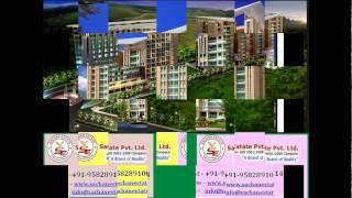 3 BHK Flats in Dehradun Park Belles