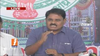 Sakshi Paper Spreading Lies On 10th Class Question Paper Leakage | Palle Raghunatha Reddy | iNews