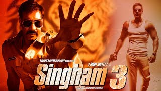 After Golmaal, Ajay Devgn To Start SINGHAM 3 Shooting