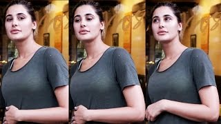 Nargis Fakhri Spotted H0t At Cafe Coffee Day