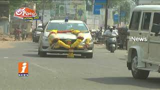 Why Vizianagaram TDP Leader Maintain Distance With Sujaya Krishna Ranga Rao? | Loguttu | iNews