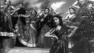 Umangon ke Din Beete Jaayen || Sunhere Din (1949) || Geeta Dutt, Shamshad Begum || {Old Is Gold}