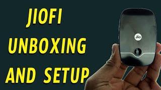 Jiofi unboxing and setup Reliance jio New offer Telugu Tech Tuts