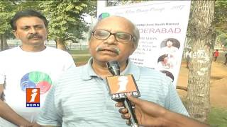 Sujok Therapy Awareness Camp at Indira Park | Hyderabad | iNews