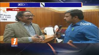 World Disaster Management Conference Held in Vizag | Face To Face With Convener Anand Babu | iNews