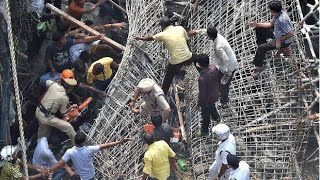 Kolkata Police Detains 5 Construction Officials After Flyover Collapse: Kolkata Flyover Collapse