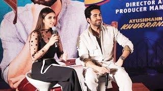 Yeh Jawani Teri Song Launch | Meri Pyaari Bindu | Parineeti Chopra, Ayushmann Khurrana