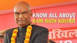 Ram Nath Kovind- Know all about NDA candidate for presidential election | Economic Times