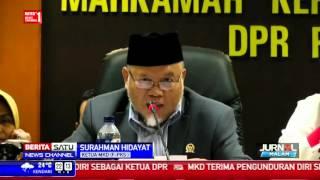 Novanto Mundur, Ketua MKD: Berakhir Happy Ending