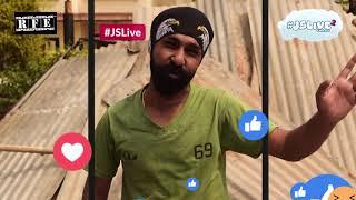Sansani Trolled | Gaur Se Dekhiye | #JSLive2 | Punjabi Funny Comedy Scenes 2017