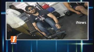 Actor Nikhil Inaugurates F45 Gym Center In Begumpet | Hyderabad | iNews