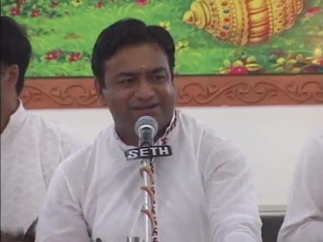 Bhai Mahavir Ji - Chanda Ki Chandani Mohan Ki Basuri - Maha Raas HD