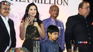 Sunny Leone - The Atilla Million Race stills - Latest photogallery  II RECTV INDIA