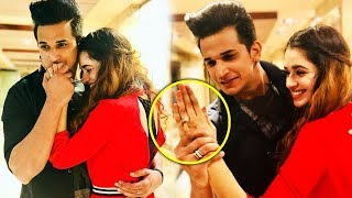 Big Boss Winner Prince Narula GOT ENGAGED To Yuvika | Prince & Yuvika's Marriage