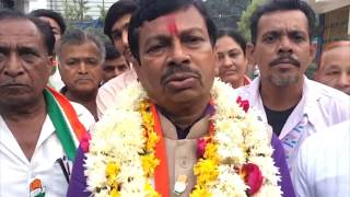 'BJP believes in Communalism, Congress believes in unity' - Kantibhai Sodhaparmar