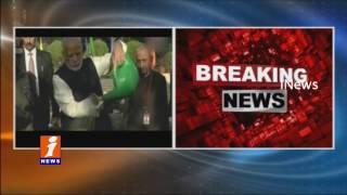 DGP Meeting Ends Up in Hyderabad | Modi Returns to Delhi | iNews
