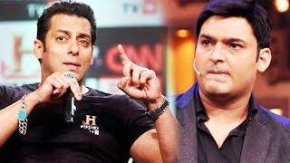 Salman Khan's This ADVICE Can Work For Kapil | Sunil Grover V/s Kapil Sharma FIGHT