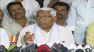 TJAC Chairman Kodandaram About Koluvula Kotlata Program Program In Hyderabad | iNews