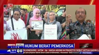 Dialog: Hukum Berat Pemerkosa # 1