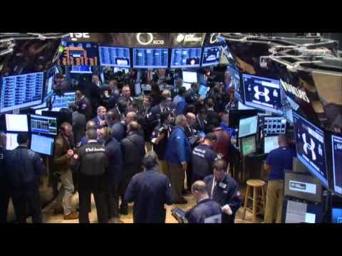 Stocks Plunge on Global Growth Concerns News Video