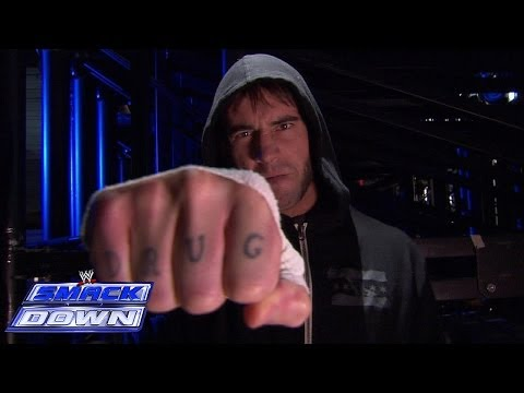 CM Punk sends message to The Shield from an undisclosed location: SmackDown, Dec. 13, 2013 - WWE Wrestling Video