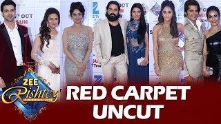 Zee Rishtey Awards 2017 RED CARPET - FULL VIDEO