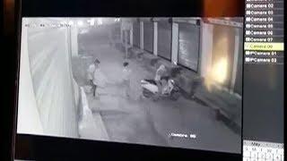 शोरूम की रेकी कर चोरों ने उड़ाए लाखों के मोबाइल, CCTV में कैद