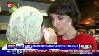 Istri Dubes AS untuk RI Luncurkan Buku Journeys to the Heart