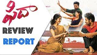 Fidaa Movie Review Report Varun Tej, Sai Pallavi Bhavani HD Movies Mirchi9
