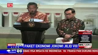 Paket Ekonomi Jokowi Jilid VIII # 1
