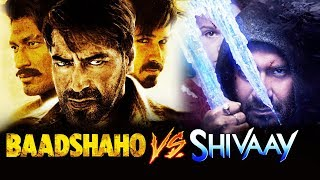 Baadshaho BREAKS Shivaay OPENING Day Collection - Box Office