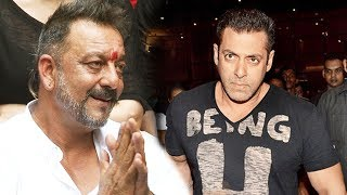 Sanjay Dutt HIRES Salman's Manager To Change His Image?