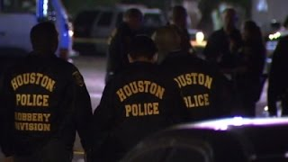 Two Robbery Suspects Shot Dead in Houston News Video