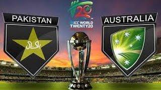 Pakistan vs Australia t20 world Cup Match 2016