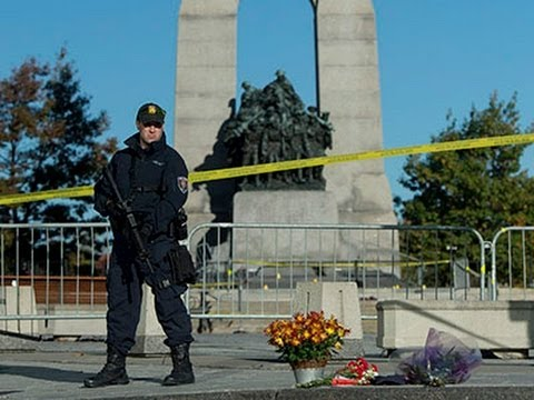 Canada on Edge After Parliament Hill Shootings News Video