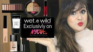 ONE BRAND MAKEUP TUTORIAL| WET N WILD | NYKAA