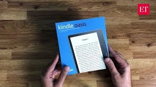 Reading gets simpler with 2nd-Gen Kindle Oasis