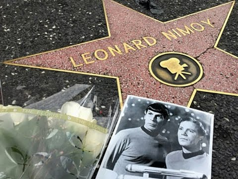 Fans Remember Leonard Nimoy News Video