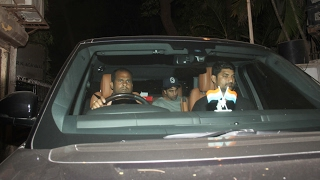 Kapoor family get together at Shashi Kapoor's house